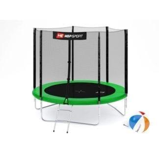 Батут Hop-Sport 8ft (244cm) с внешней сеткой