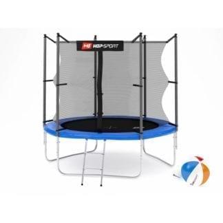Батут Hop-Sport 8ft (244cm) с внутренней сеткой