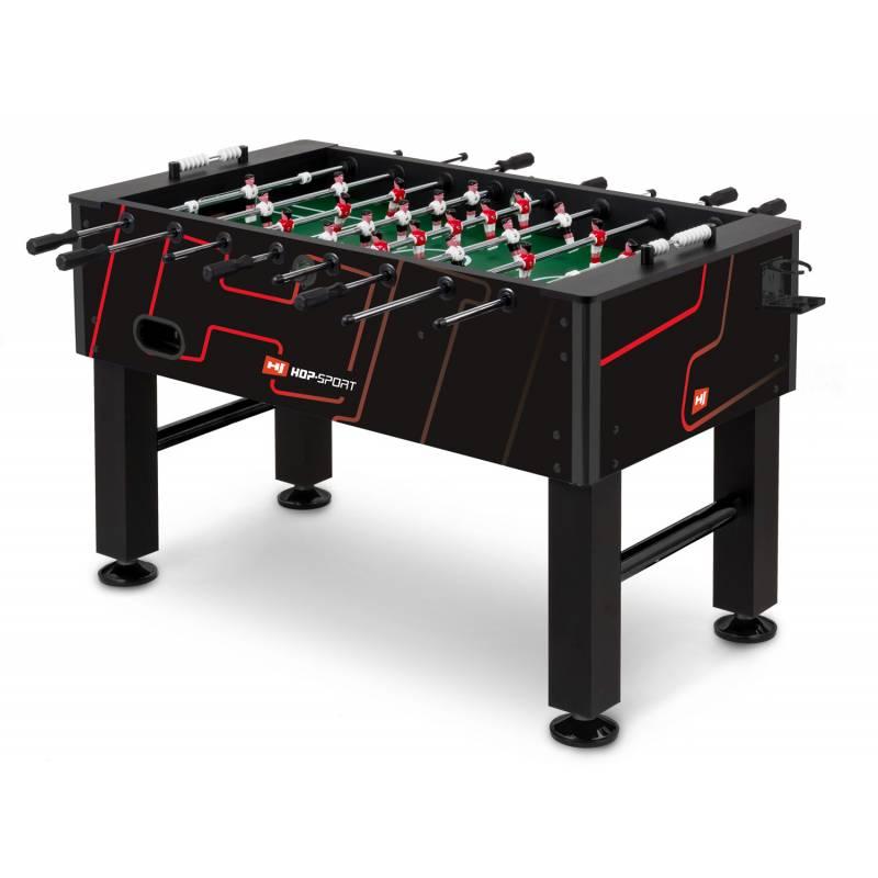Настольный футбол Hop-Sport Evolution Black/Red