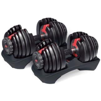 Гантели наборные Bowflex SelectTech 2-24 кг (552i)