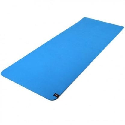 Мат для йоги Reebok Double Sided Yoga Синий/Зеленый (RAYG-11060BLGN)