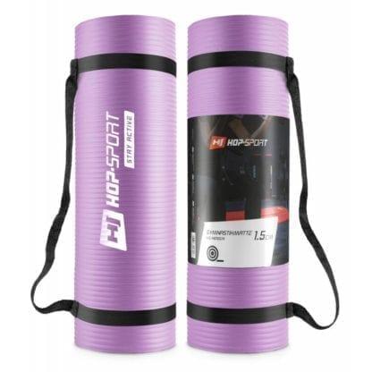 Мат для фитнеса Hop-Sport 1,5 см (HS-N015GM)