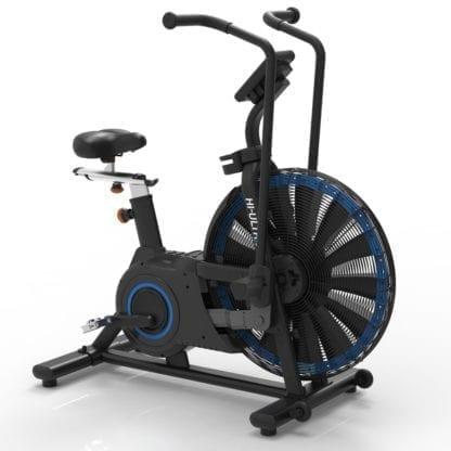 Велотренажер с аэродинамической системой нагрузки Air bike Impulse UltraBike (HB005)