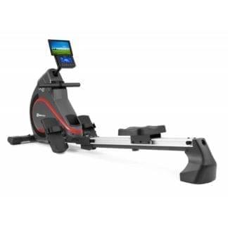 Гребной тренажер Hop-Sport Spike серый (HS-095R)