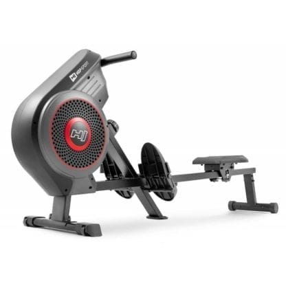 Гребной тренажер аэромагнитный Hop-Sport Talon серый (HS-065AR)