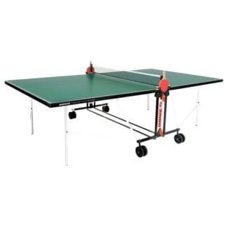Теннисный стол Donic Indoor Roller FUN зелёный (230235-G)