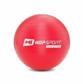 Фитбол Hop-Sport 45cm + насос 2020
