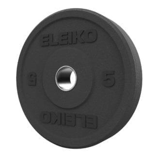 Диск амортизирующий Eleiko XF 5 кг черный (3085125-05)
