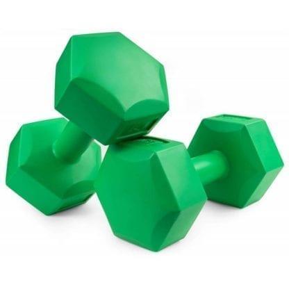 Гантели композитные 2х4 кг HS-C040DH