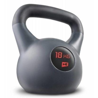 Гиря виниловая 18 кг HS-P018KB