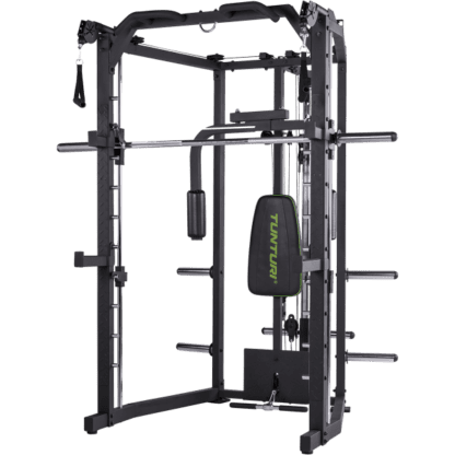 Комбинированный тренажер с машиной смита Tunturi SM80 Full Smith 17TSSM8000