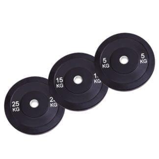 Бамперный диск SPART (Rising) Bamper Plate 10 кг (PL37-10)