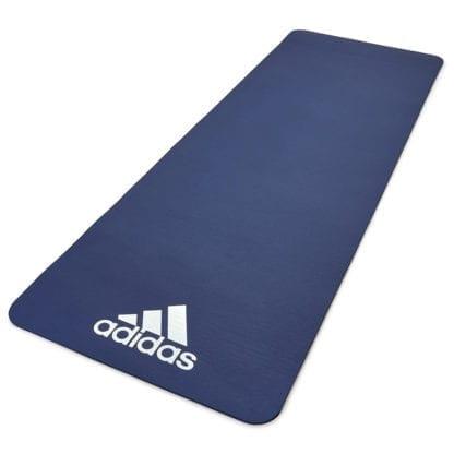 Мат для фитнеса Adidas синий ADMT-11014BL