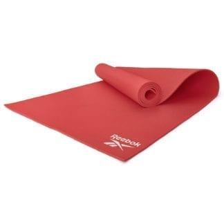Мат для йоги Reebok RAYG-11022RD красный