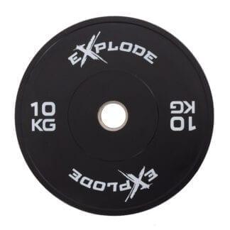 Диск бамперный Explode PP207-10-L 10 кг