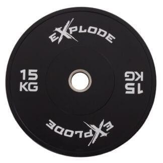 Диск бамперный Explode PP207-15-L 15 кг