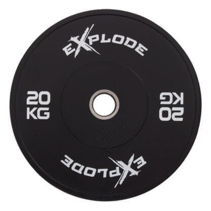 Диск бамперный Explode PP207-20-L 20 кг