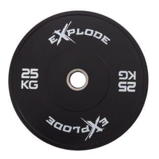 Диск бамперный Explode PP207-25-L 25 кг
