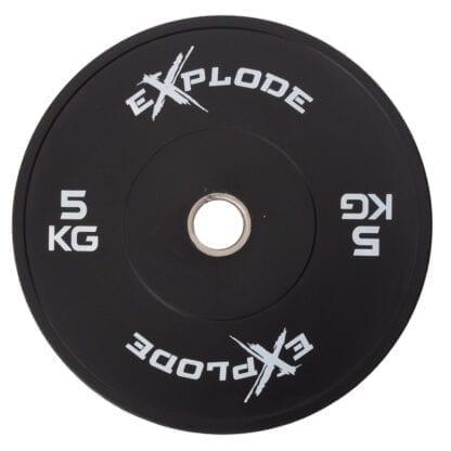 Диск бамперный Explode PP207-5-L 5 кг