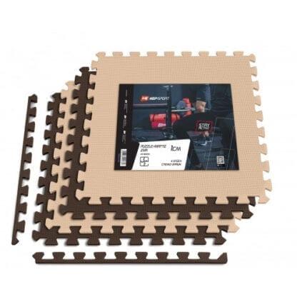 Мат-пазл Hop-Sport EVA 1cm HS-A010PM - 4 частей
