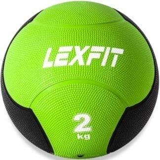 Медбол LEXFIT 2 кг (LMB-8002-2)