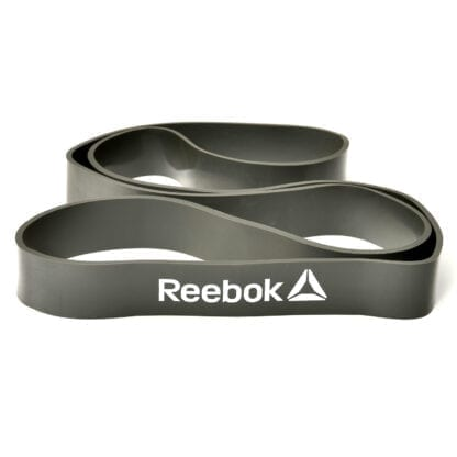 Эспандер для кросфита Reebok серый 2 уровень