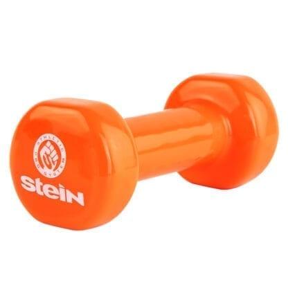 Гантели виниловые Stein 1.5 кг (LKDB-504A-1.5)