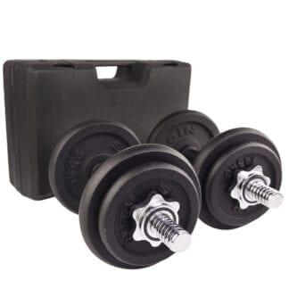 Гантельный набор Stein 20 кг (LDBS-213)