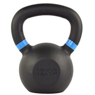 Гиря для кроссфита Stein Premium черная 12 кг
