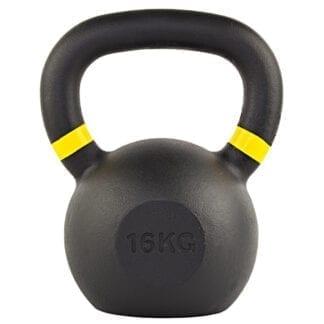 Гиря для кроссфита Stein Premium черная 16 кг