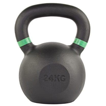 Гиря для кроссфита Stein Premium черная 24 кг