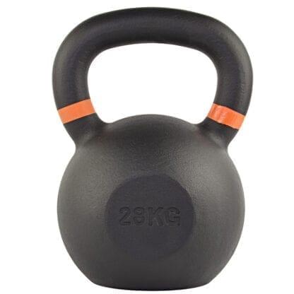 Гиря для кроссфита Stein Premium черная 28 кг