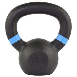Гиря для кроссфита Stein Premium черная 6 кг
