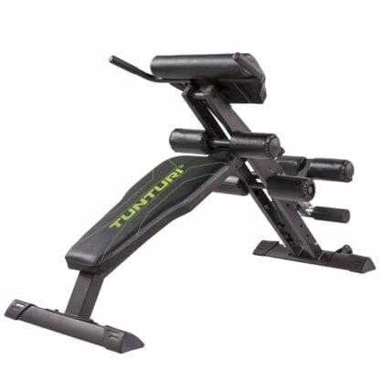 Скамья для пресса/гиперэкстензия универсальная Tunturi CT80 Core Trainer
