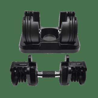 Умные гантели Hammer Cleverlock Dumbbell Beast 2 x 20 кг (6775)