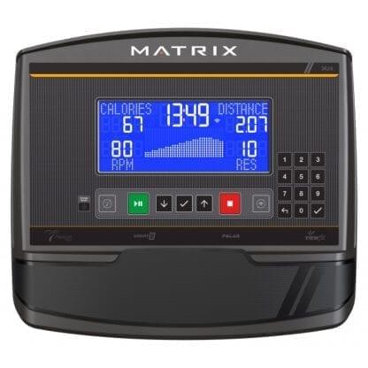 Велотренажер горизонтальный Matrix R50 XR console