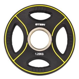 Диск полиуретановый черный Stein 1.25 кг