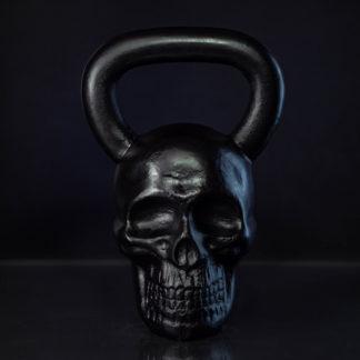 Гиря череп 16 кг Human skull