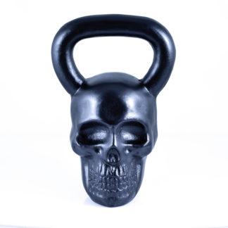 Гиря череп 18 кг Human skull