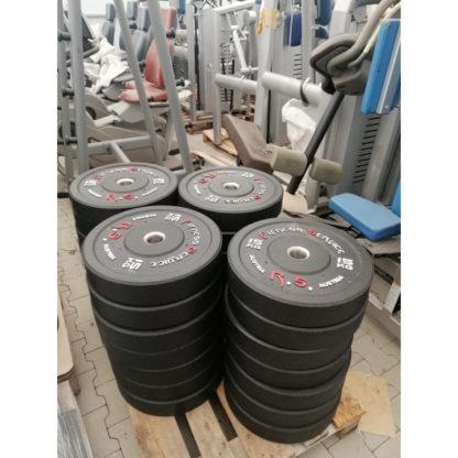 Бамперный диск для кроссфита Fitness Service
