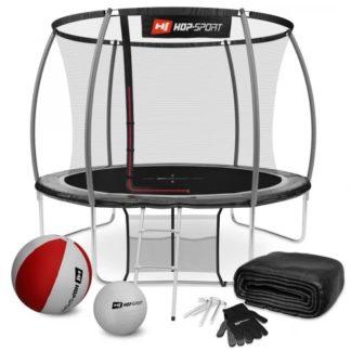 Батут Hop Sport Premium с внутренней сеткой 10ft (305cm)