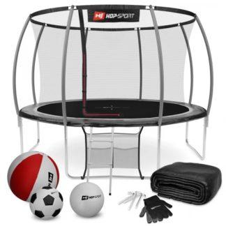 Батут Hop Sport Premium с внутренней сеткой 12ft (366cm)