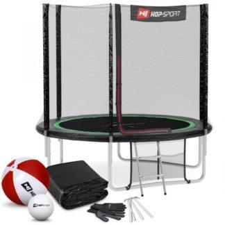 Батут Hop Sport с внешней сеткой 8ft (244cm)