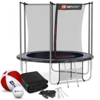 Батут Hop Sport с внутренней сеткой 8ft (244cm)