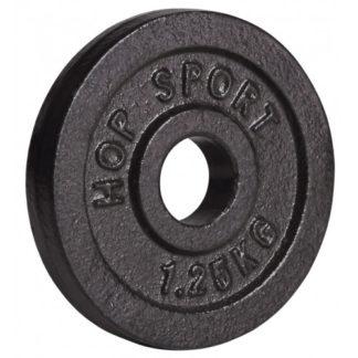 Диск металлический Hop Sport 1.25 кг