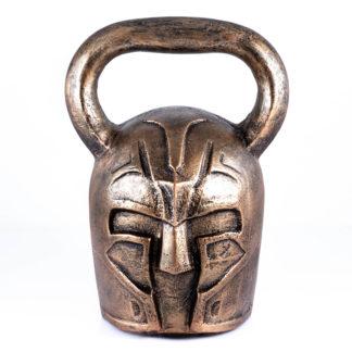 Гиря воин Sparta 24 кг бронза