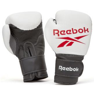 Боксёрские перчатки Reebok RSCB-12010WH-12